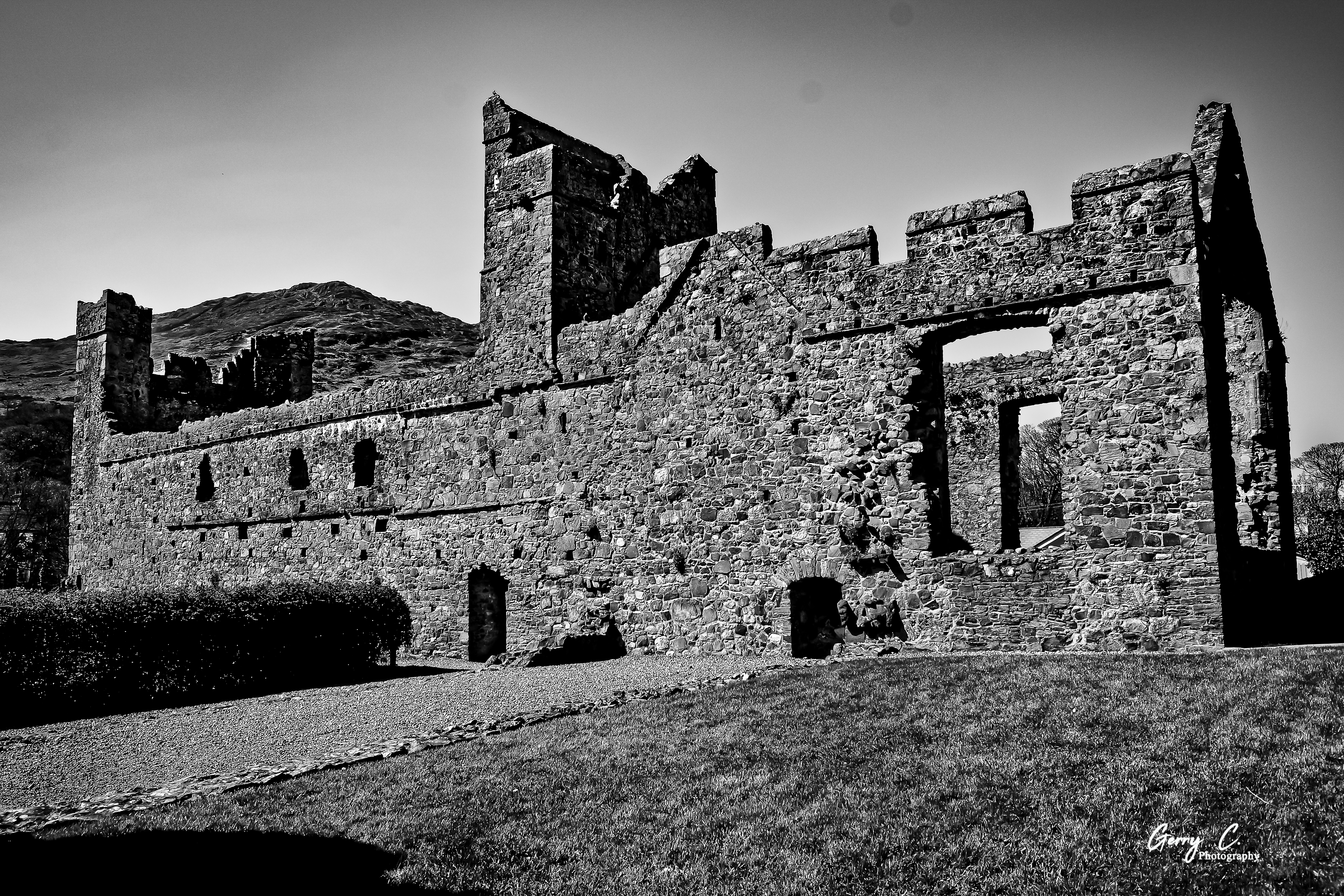Old Abbey Carlingford