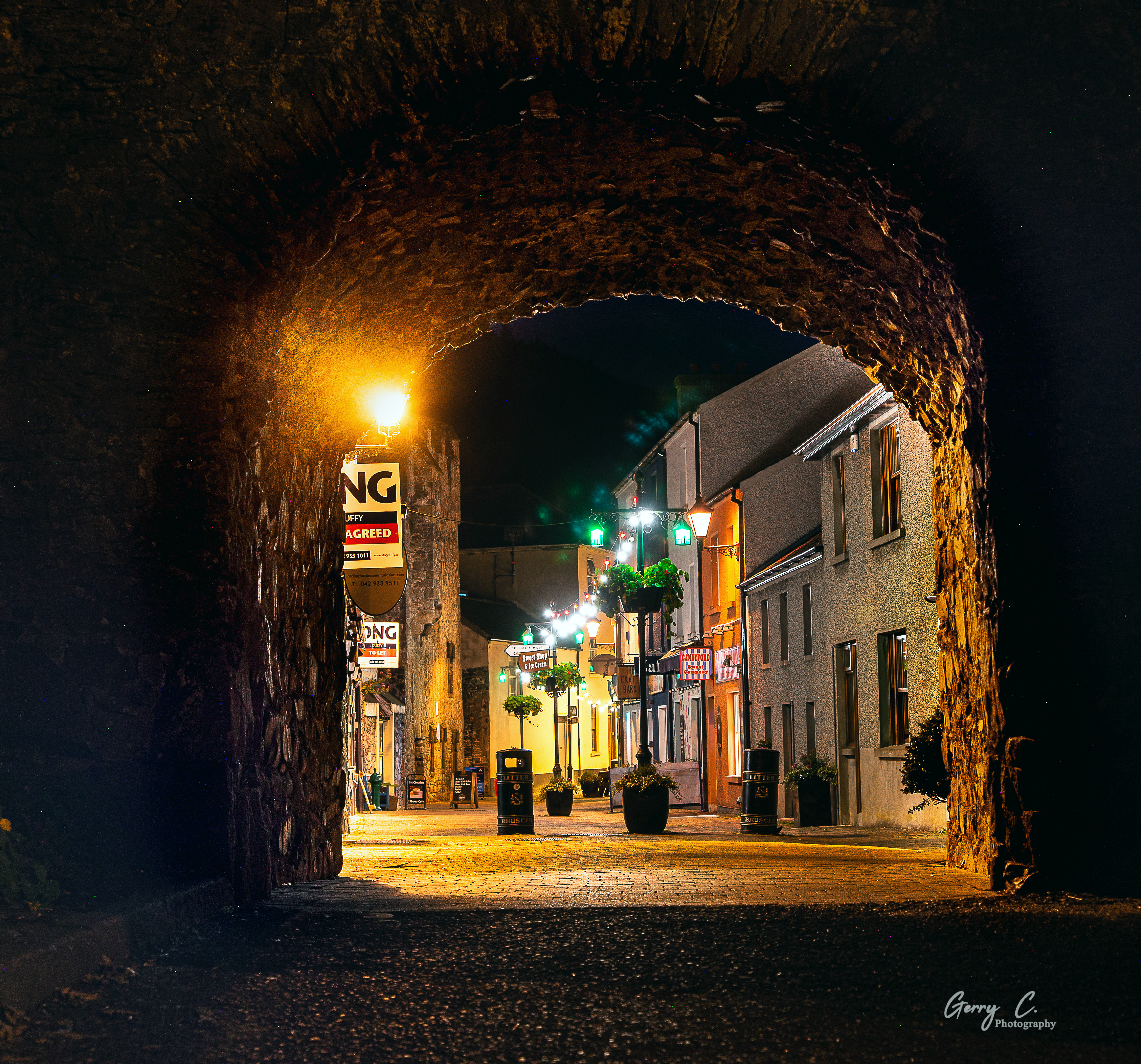 Carlingford during Covid