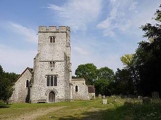 Challock church