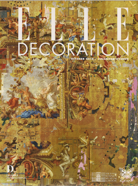 Elle Deco x Blackpop Cover