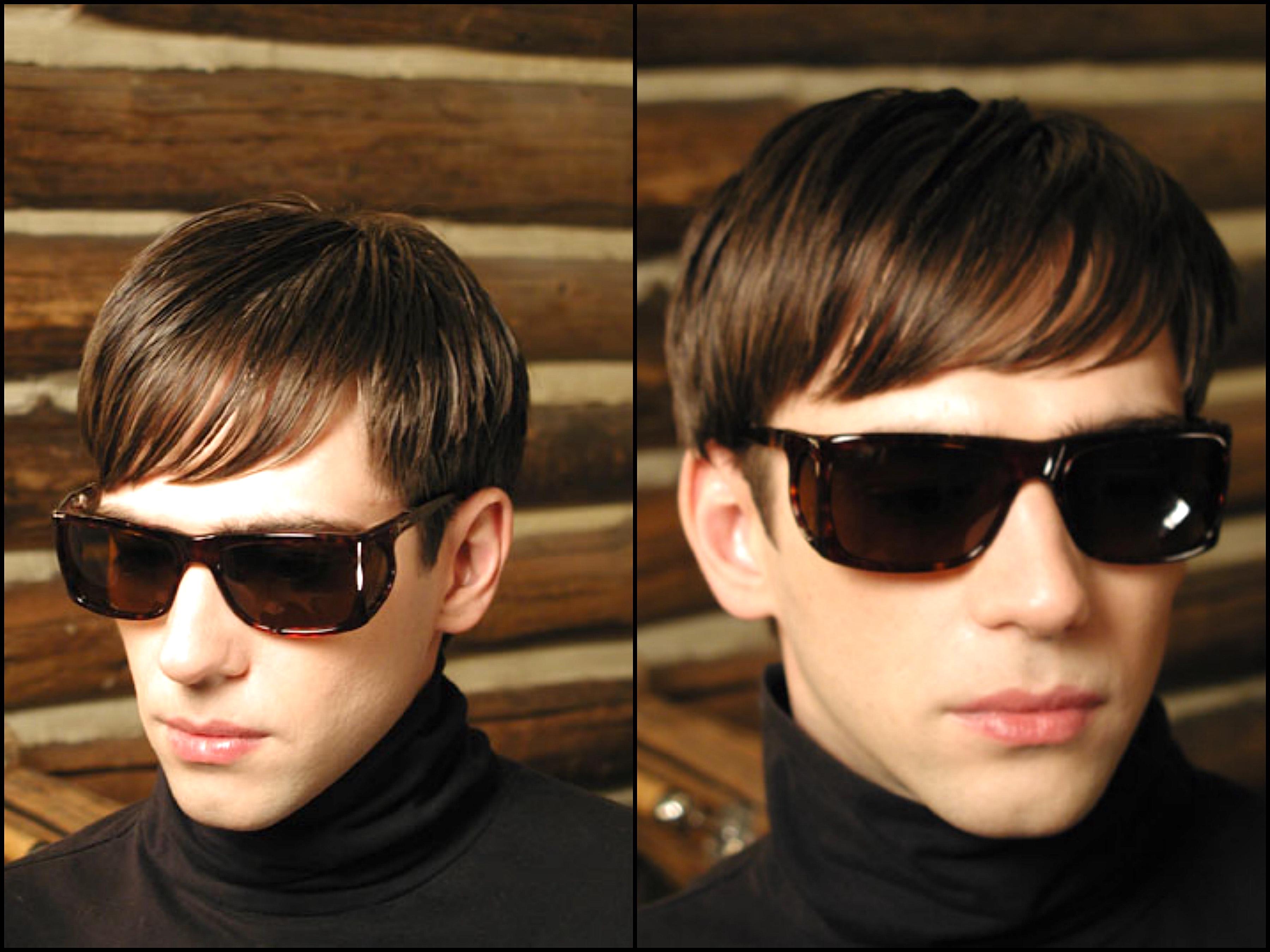 Anton mens 60's mod hair style