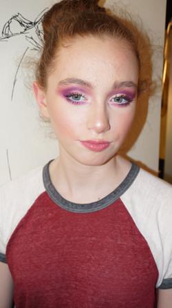 Phoebe makeup