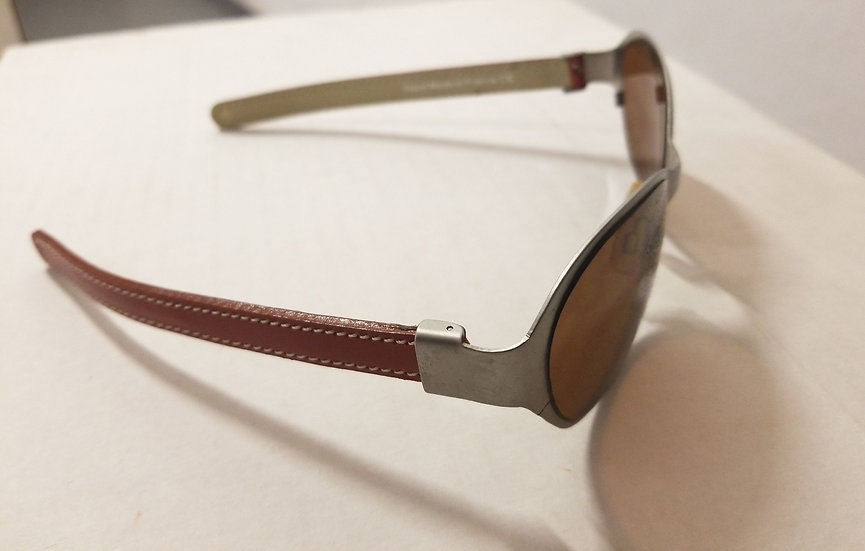 Histoire DeVoir handmade leather sunglasses