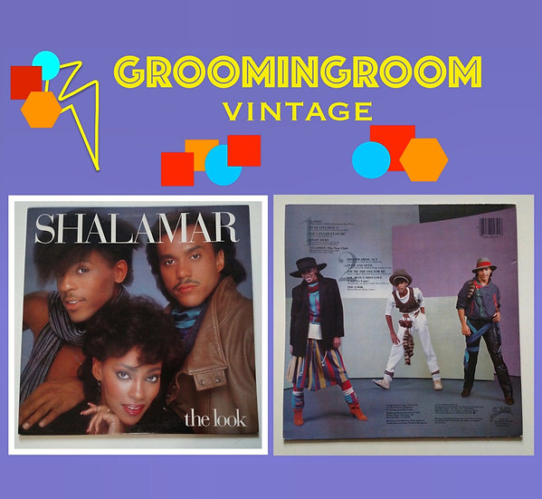 "1983 album Shalimar ""the look"""