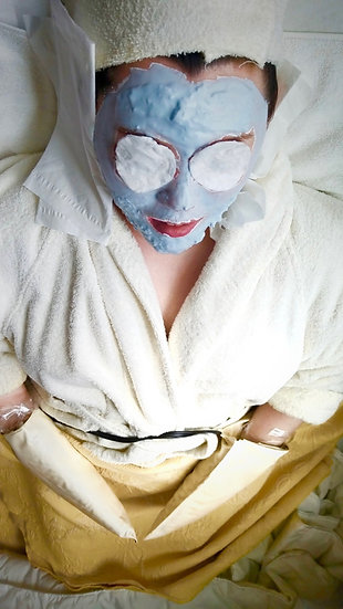 One hour deep penetrating facial Sale