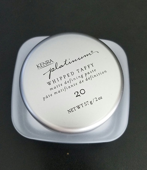 Kenra Platinum 20 whipped taffy matte paste