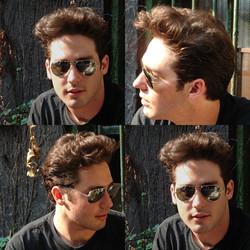 Greg Rockabilly hair