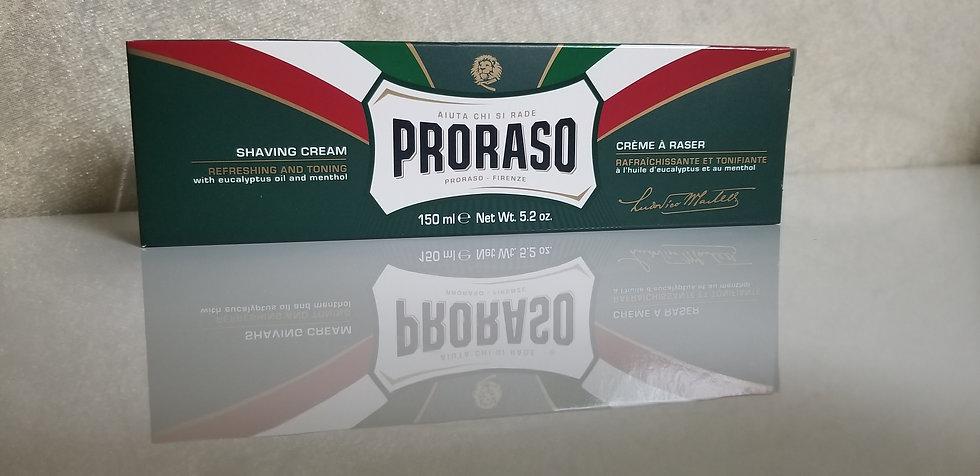 Proraso italian shaving cream in a tube 150 ml