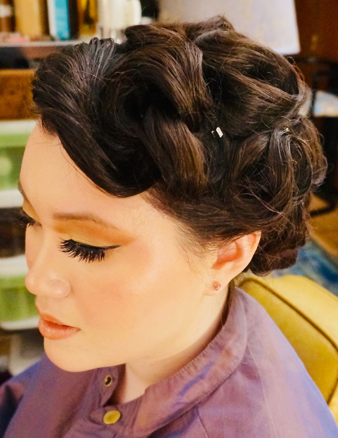 Morgan-Updo