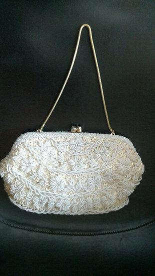 Vintage beaded cocktail purse
