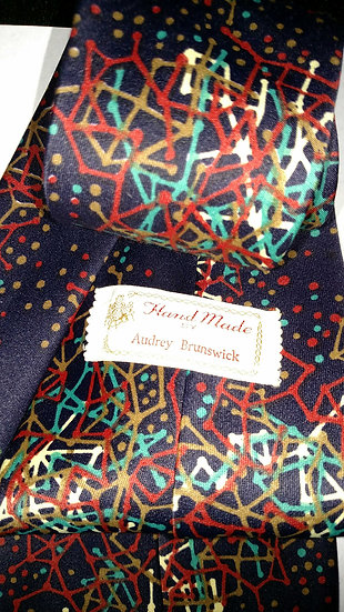 Audrey Brunswick abstract wide 1980'stie