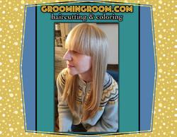 Elena hair cut and hilghlights