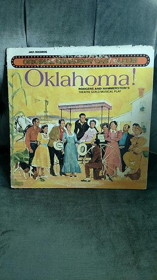Oklahoma original Broadway cast album