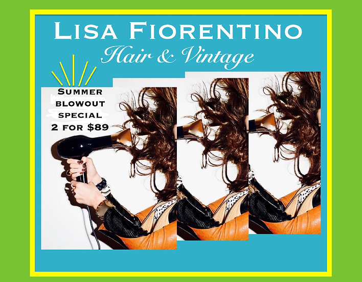 Summer Blowout Offer for 2 sessions