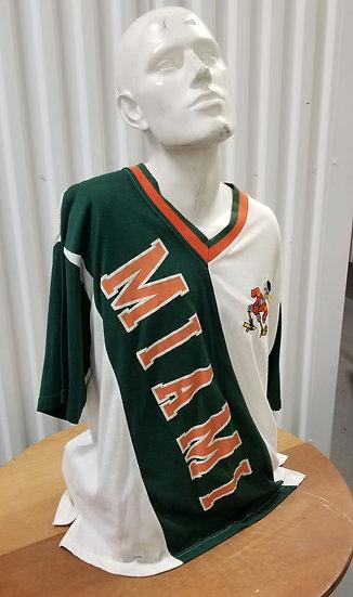 Miami  vintage sports shirt
