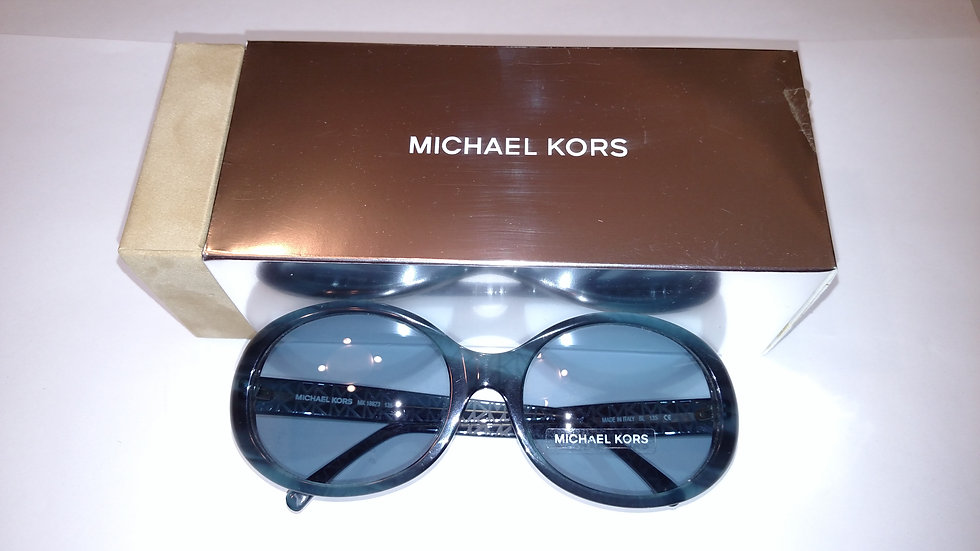 Michael Kors blue Sunglasses 100% UV protection