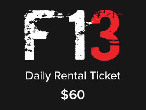 Daily Rental Ticket