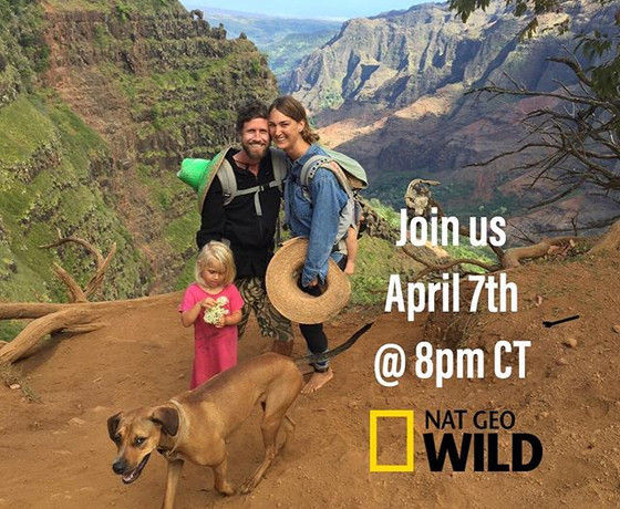 Stellar Gardens & The Nashes on NatGeo April 7th @ 8pm CT