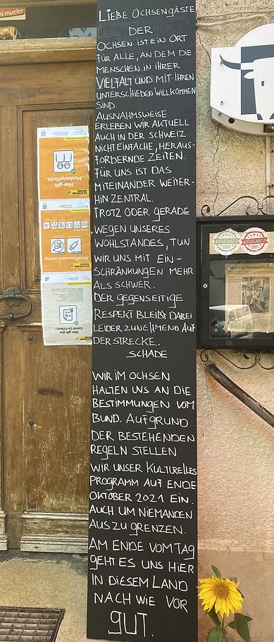 Ochsen Info