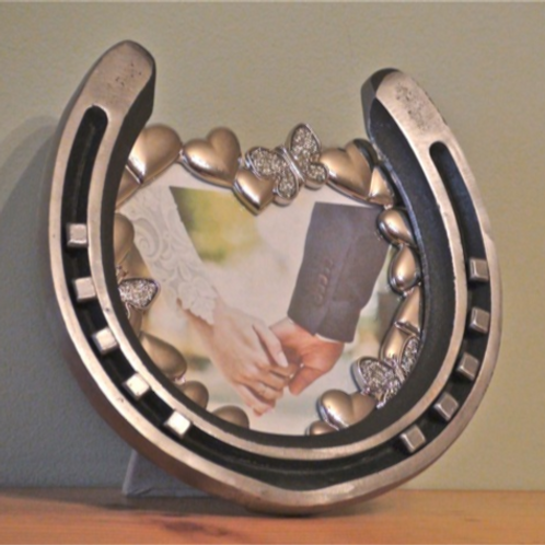 Photo Frame, Horse Shoe