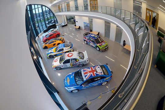 National Centre for Motorsport Engineeri