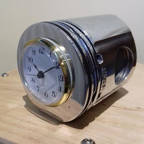 Tractor Piston Desk Clock - John Deere