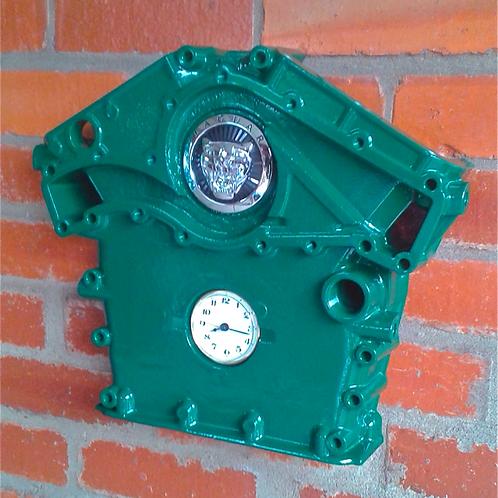 Clock - Jaguar V12 XJS