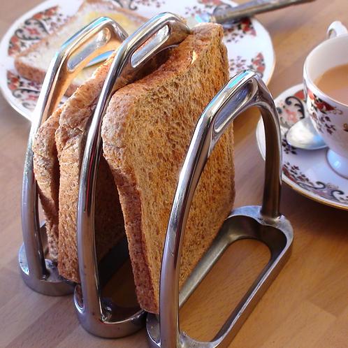 Stirrup Toast rack