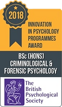 Award for Innovationin Psychology