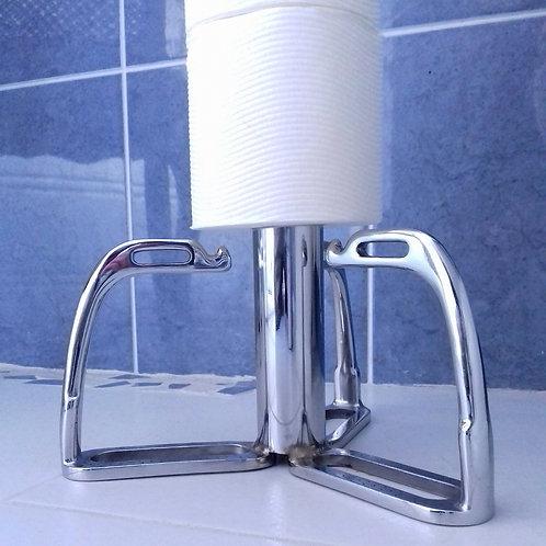 Equestrian Toilet Roll Holder