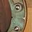 Thumbnail: Mirror, Porthole Style, Vintage Brass