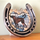 Thumbnail: Photo Frame, Horse Shoe