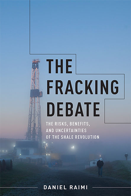 The Fracking Debate cover