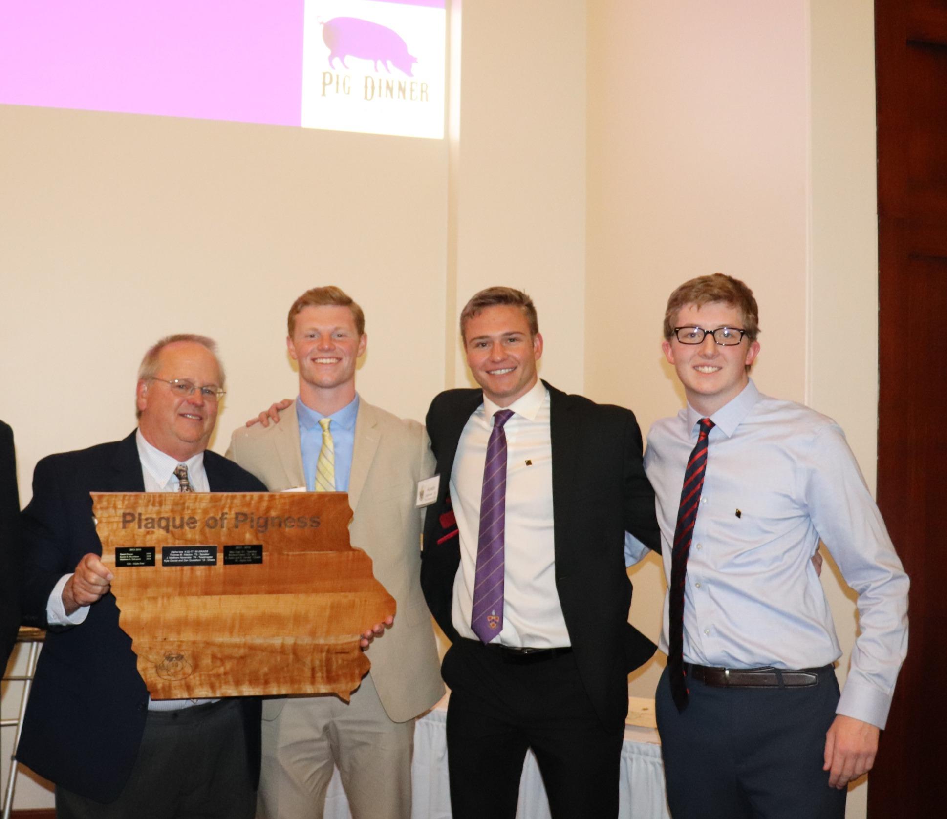 Pig Dinner Awards