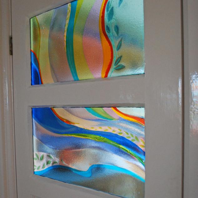 Kitchen door panels