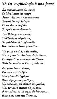 Poème de Frédy Mayor
