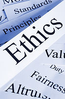 A conceptual look at ethics and related