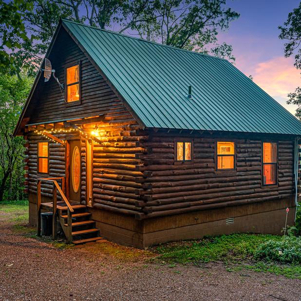 River Basin Cabin