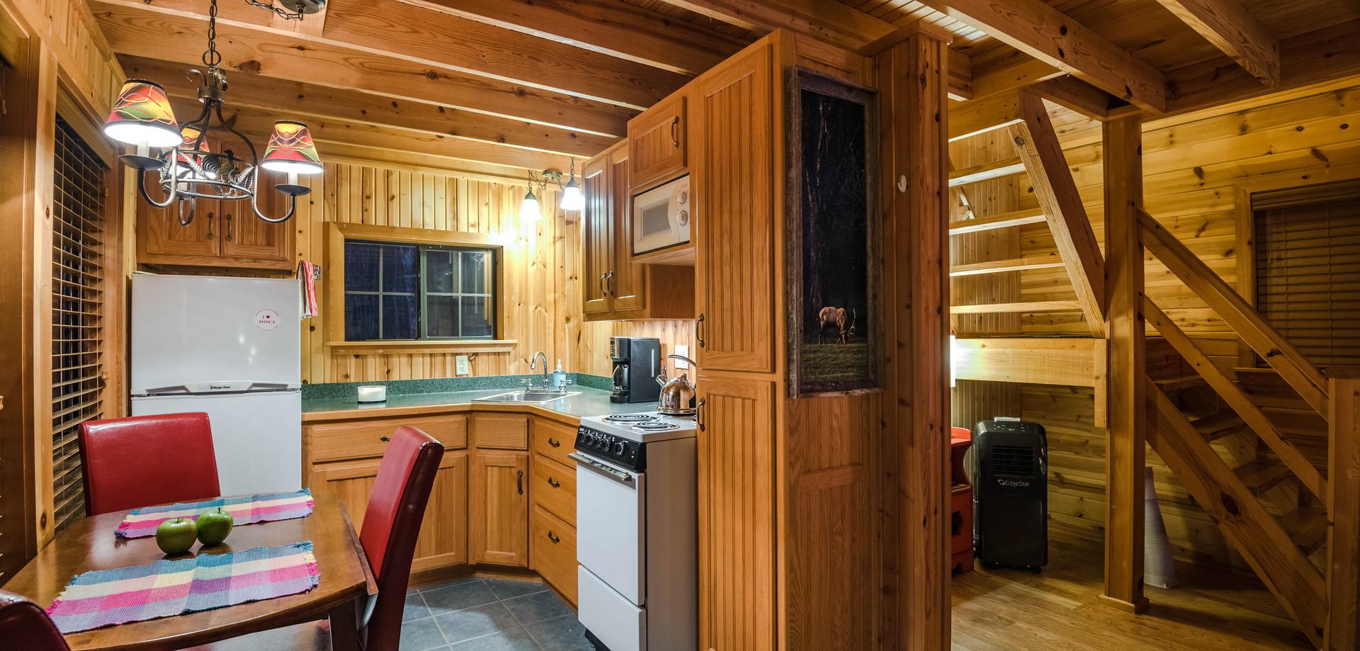 Still Point Cabin