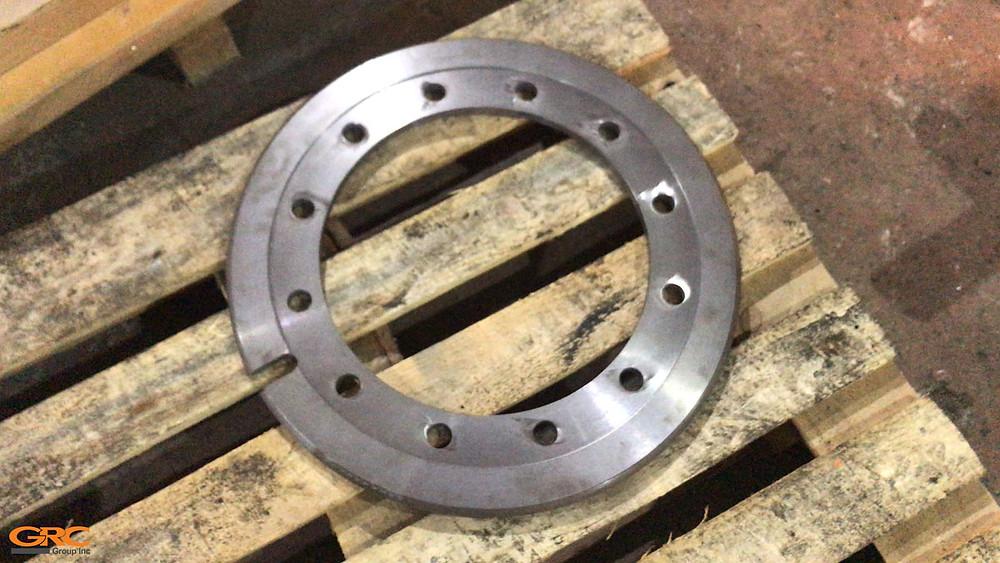 Новый внутренний фланец колёсного диска