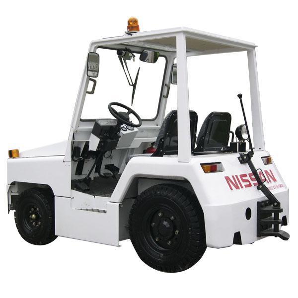 Багажный тягач Nissan QCD25-km