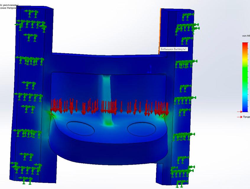3D-симуляция нагрузок