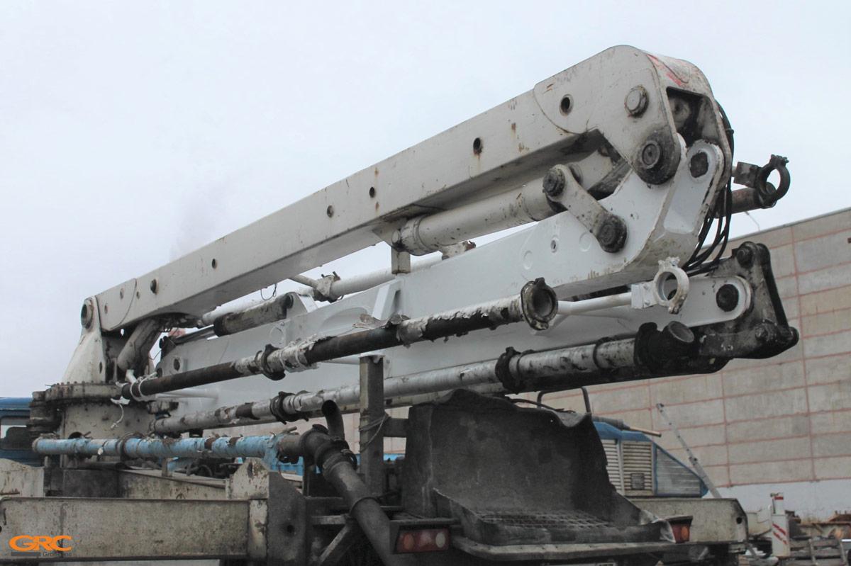 Стрела АБС после ремонта