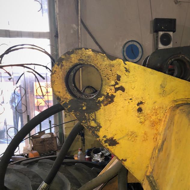 Оборудование фронтального погрузчика