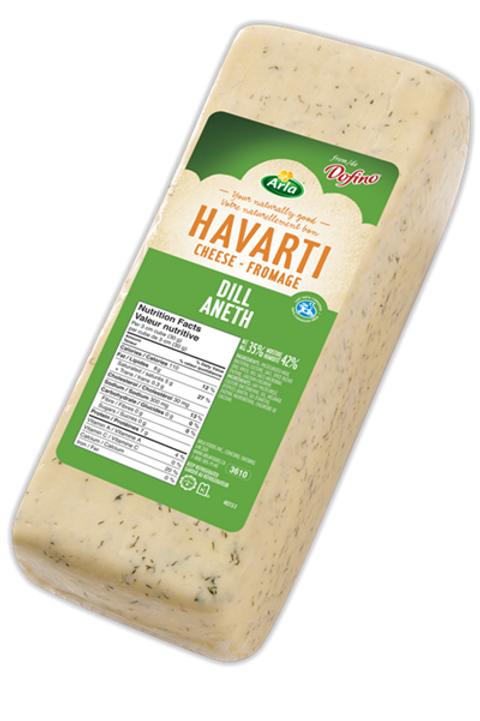 Havarti With Dill
