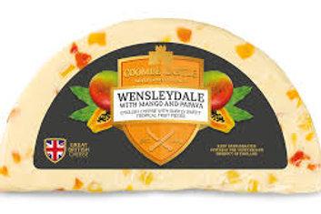 Wensleydale with Mango & Papaya