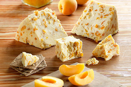 White Stilton with Apricots