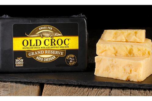 Cheddar Old Croc Xtra Aged