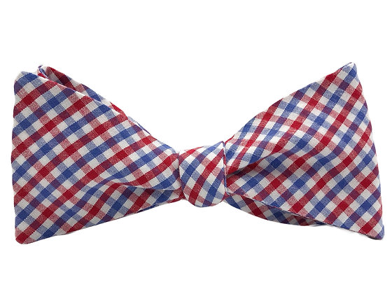 Wholesale Red and Blue Gingham