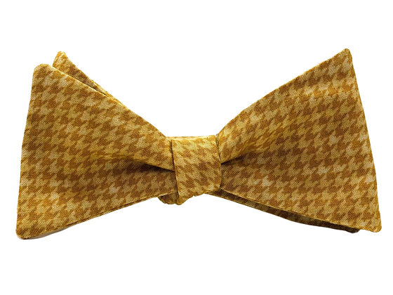 Wholesale Gold Houndstooth